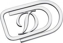 Money Clip – Palladium