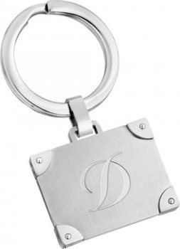 Key Ring Brushed Mallette