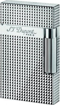 Ligne 2 Lighter Silver Diamond Head