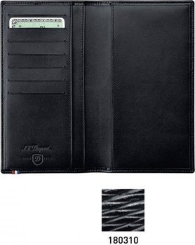 Line D Pocket Diary Cover – Black Contraste